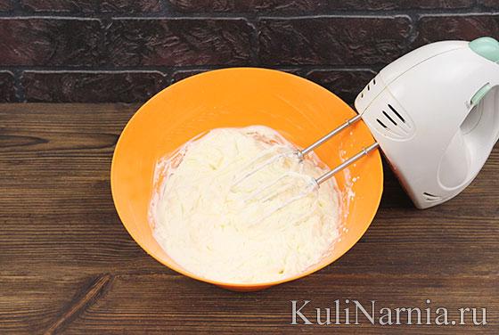 Рецепт торта без выпечки с клубникой