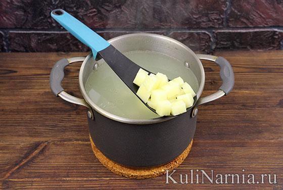 Суп со шпинатом с фото