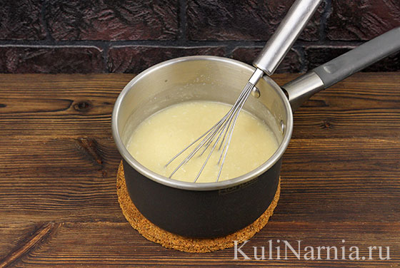 Как готовить торт Пина колада