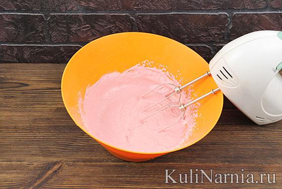 Как приготовить малиновый торт