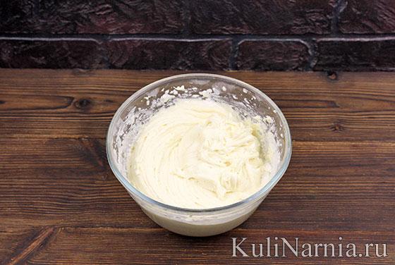 Рецепт кекса с вишней пошагово
