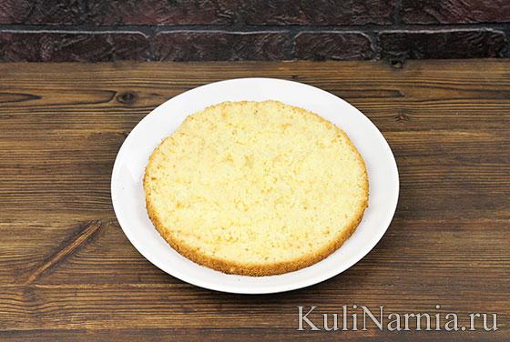 Рецепт торта Пина колада