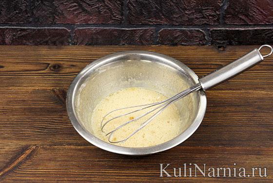 Торт Пина колада рецепт с фото