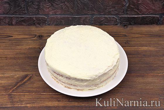 Торт Пина колада с фото