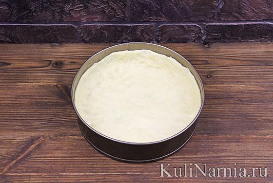 Цветаевский пирог с малиной пошагово