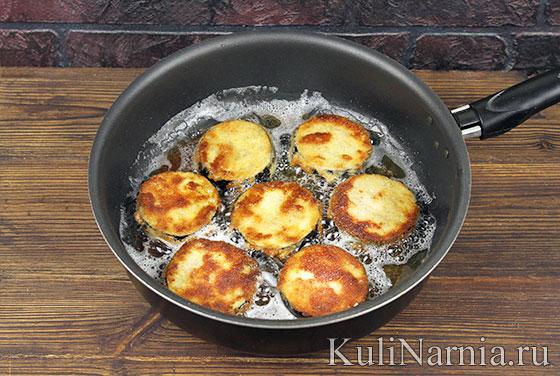 Как готовить баклажаны Пармеджано