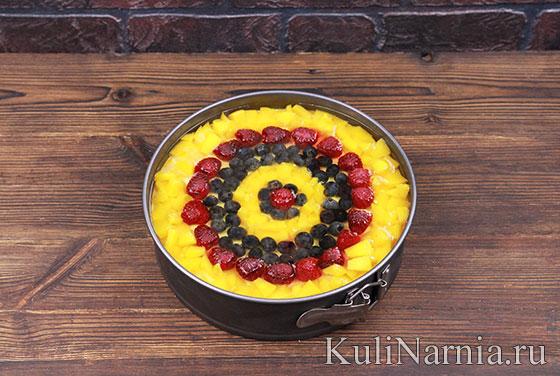 Как готовить творожный торт без выпечки