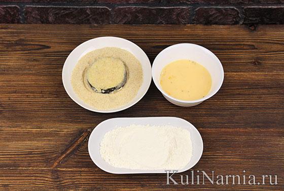 Рецепт Пармеджано из баклажанов с фото