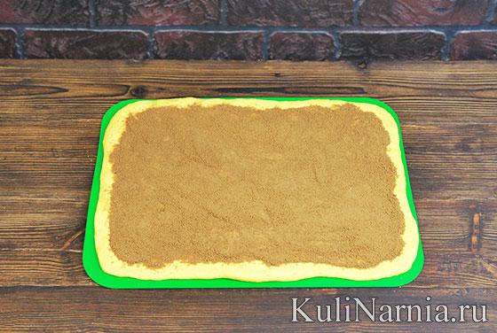 Как готовить тыквенные булочки с корицей
