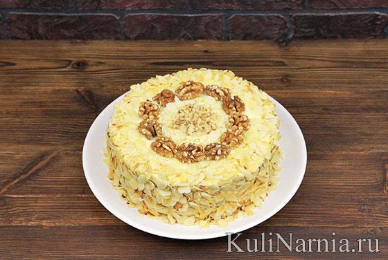 Как приготовить тыквенный торт