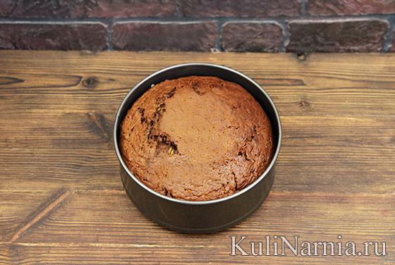 Сладкий пирог из кабачков в духовке