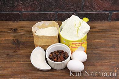 Сырники в духовке рецепт
