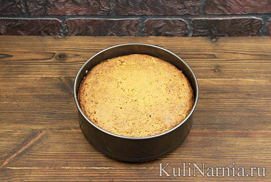 Торт тыквенный рецепт с фото