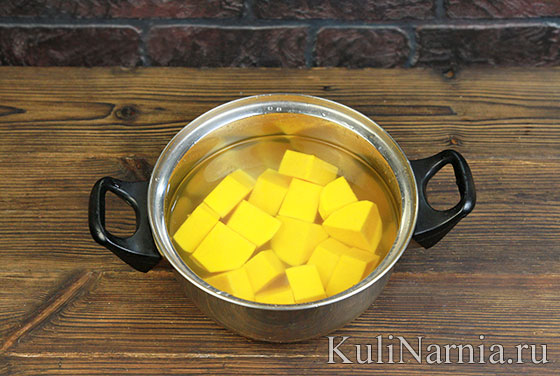 Тыквенные булочки Синнабон рецепт с фото