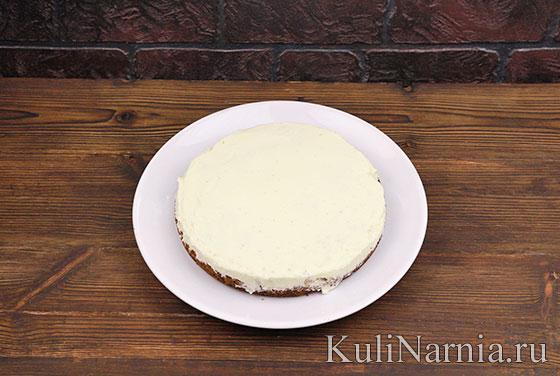 Тыквенный торт пошагово