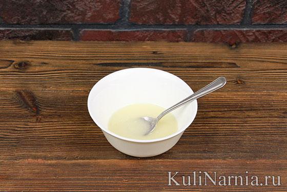 Кекс на желтках пошаговый рецепт
