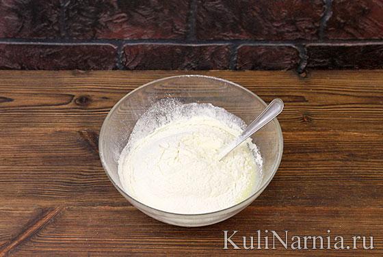 Коржи для торта на сковороде пошагово