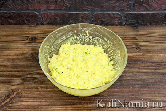 Рецепт котлет из цветной капусты пошагово