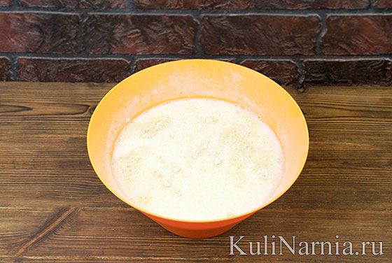 Рецепт булочек из цельнозерновой муки с фото