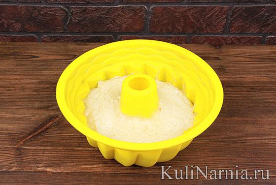 Рецепт кекса на желтках с фото