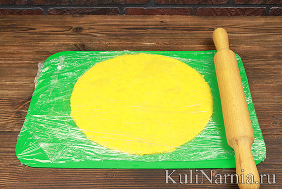 Рецепт сырного печенья с фото