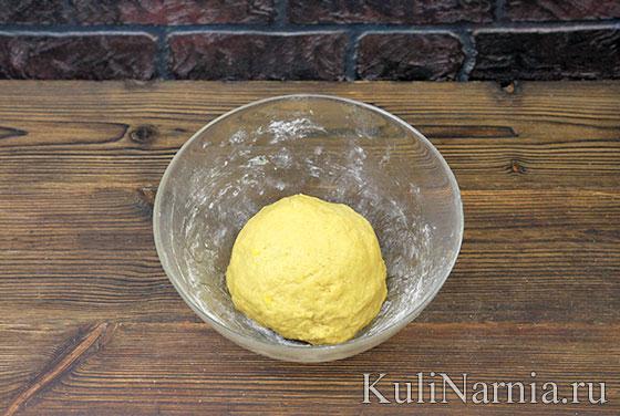 Рецепт тыквенного печенья с фото