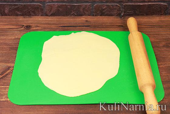 Торт на сковороде пошаговый рецепт