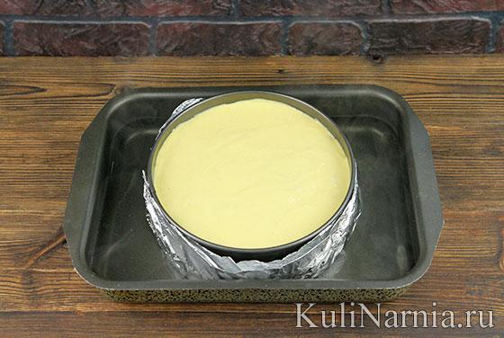 Как приготовить тыквенный чизкейк