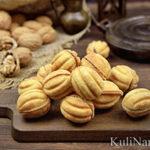 Орешки со сгущенкой — 2 рецепта