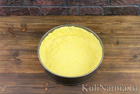 Рецепт американского пирога с тыквой