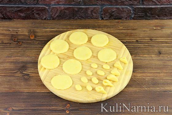 Рецепт печенья Поросята с фото