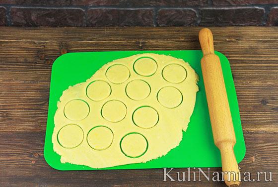 Рецепт печенья Поросята