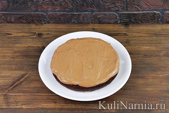 Рецепт Трюфельного торта с фото