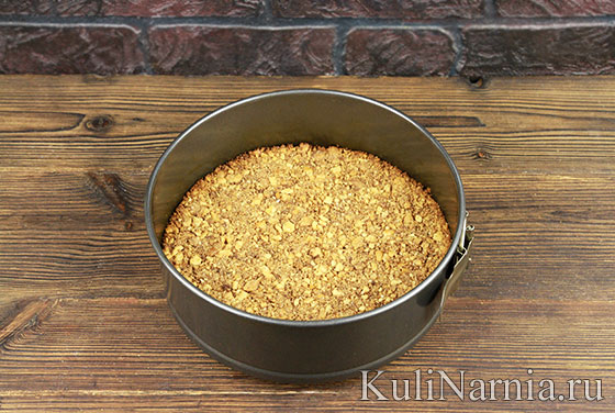 Рецепт тыквенного чизкейка с фото