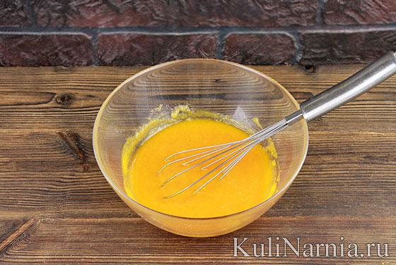 Рецепт тыквенного чизкейка