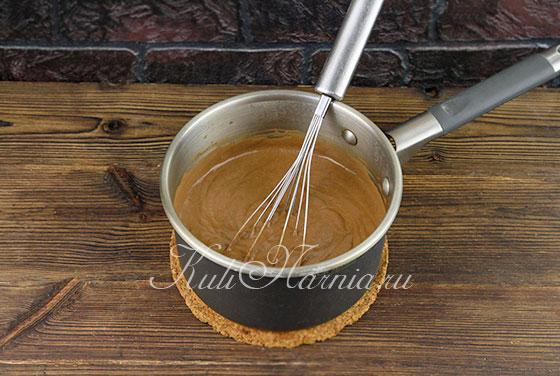 Рецепт торта Поросенок с фото