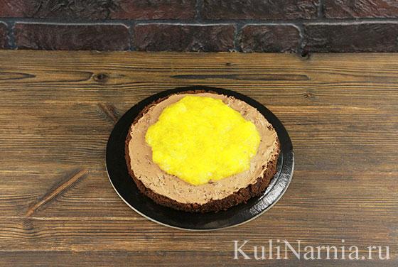 Рецепт торта Поросята в грязи с фото