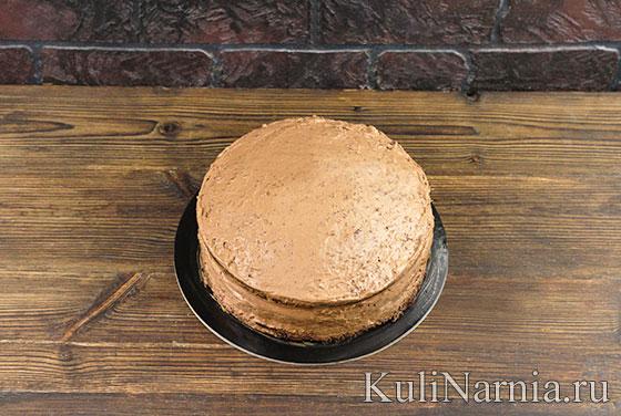 Рецепт торта Поросята в грязи