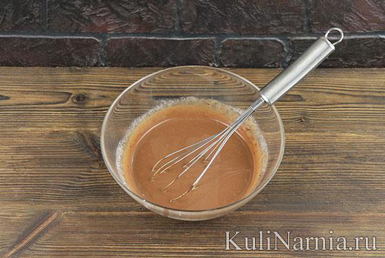 Торт Хрюшки в грязи рецепт