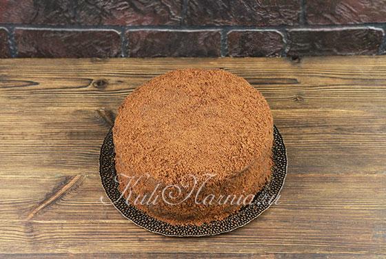Торт Поросенок 2019 рецепт с фото