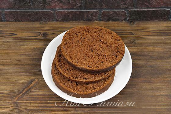 Торт Поросенок рецепт с фото