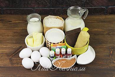 Торт Поросенок рецепт