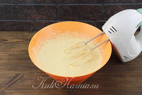Арахисовый торт со сгущенкой