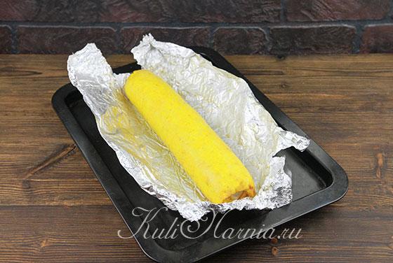 Как готовить сырный рулет