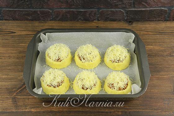 Как приготовить картофельные гнезда