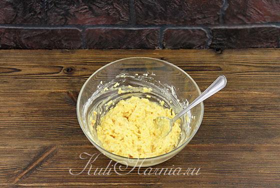 Рецепт сырного рулета пошагово