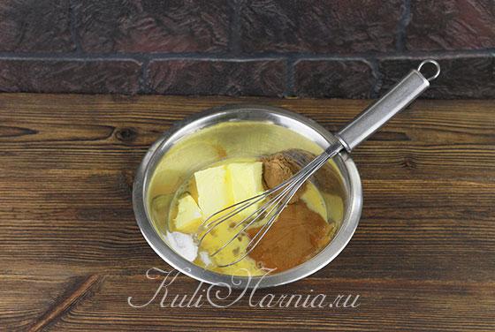 Рецепт тульского пряника с фото