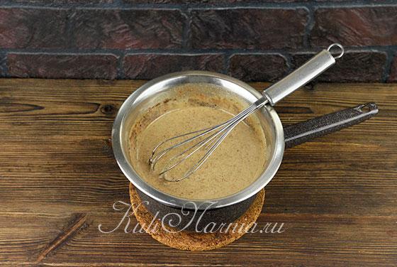 Рецепт тульского пряника