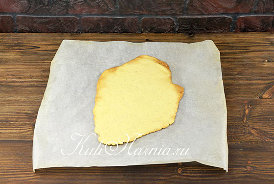 Торт Коровка с арахисом с фото