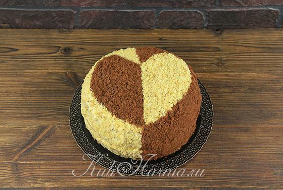 День и ночь торт